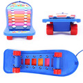 Creative Baby Infant Toddler Scooter Kids Musical Piano Developmental Toy Toy Musical Instrument FCI#