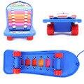 Criativo Bebê Infantil Criança de Scooter para Crianças Musical Piano Toy Developmental Toy Instrumento Musical FCI #
