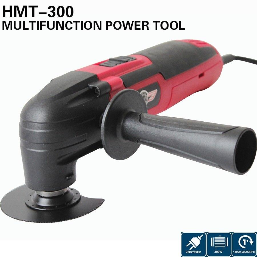 Бесплатная доставка Multi-Функция Renovator Инструмент электрический триммер Мощность инструмент, 300 Вт хозяевами осциллирующими инструмент, DIY д...