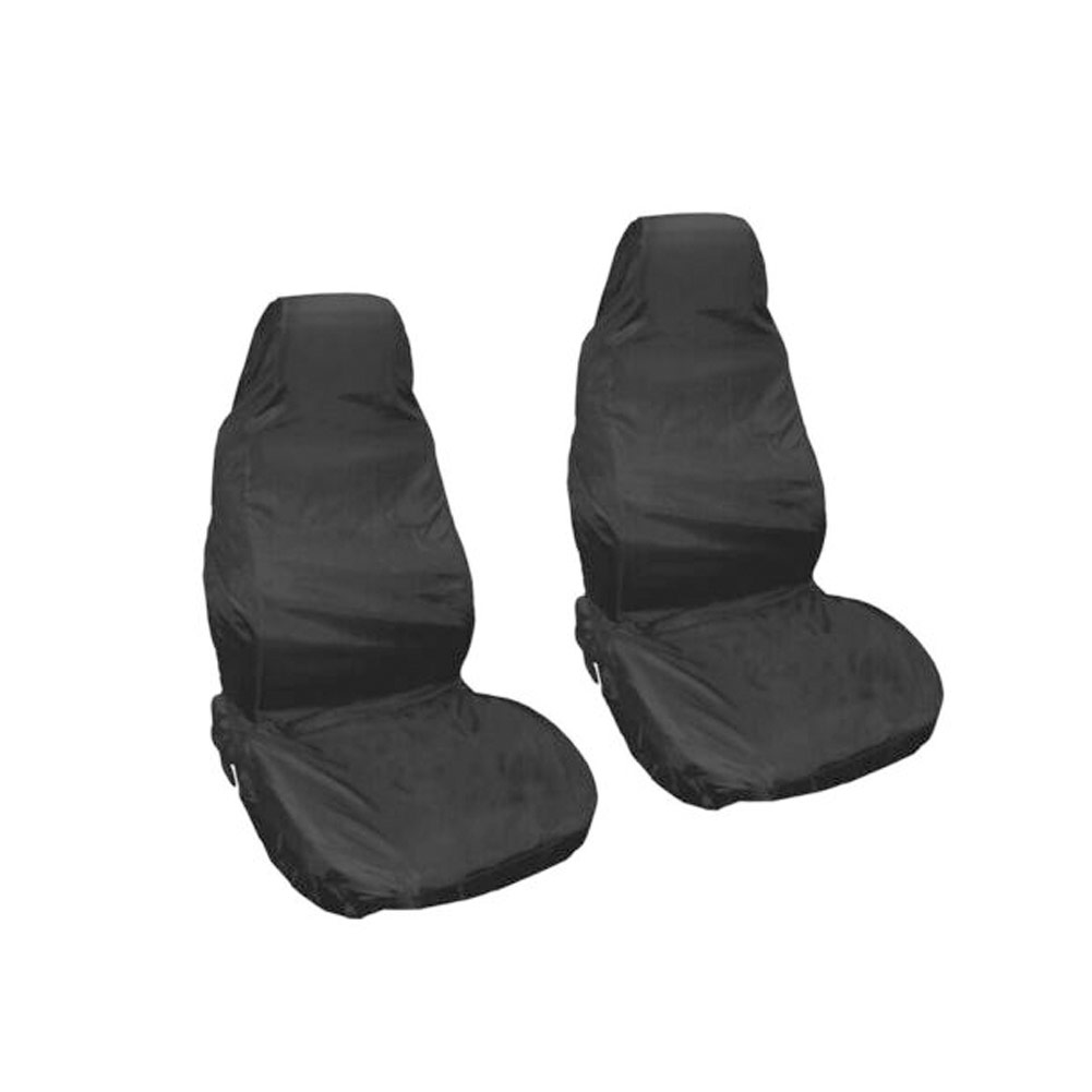 2pcs Universal Car Seat Covers Car Seats Protector for Kids Children Baby Back Bucket Kick Mat from Mud Dirt Clean Automobile car seat