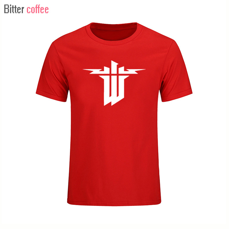 BITTER COFFEE time wolfenstein Summer Short Sleeve t shirt
