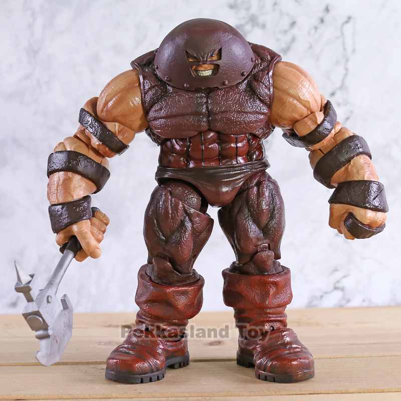 Фигурка Marvel X men Juggernaut DST Фигурка Игрушка Кукла Brinquedos фигурные коллекционные модели подарок