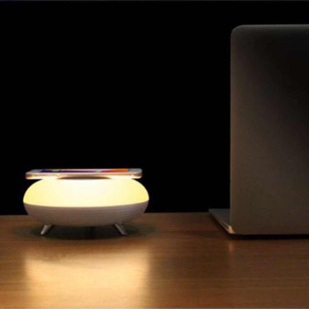 Chargeur sans fil à recharge rapide Station de recharge sans fil ultra-mince