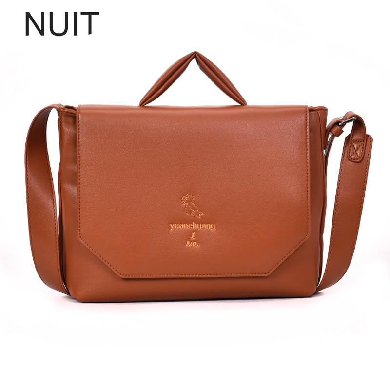 все цены на Women Bag White PU Leather Ladies Hand Bags Women Messenger Shoulder Bag Designer Luxury Brand Office Tote Bag Bolsos Mujer