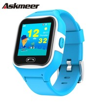 ASKMEER M2 Smart Wristband Color Screen smart bracelet Sport Tracker watch GPS and WiFi accurate positioning band