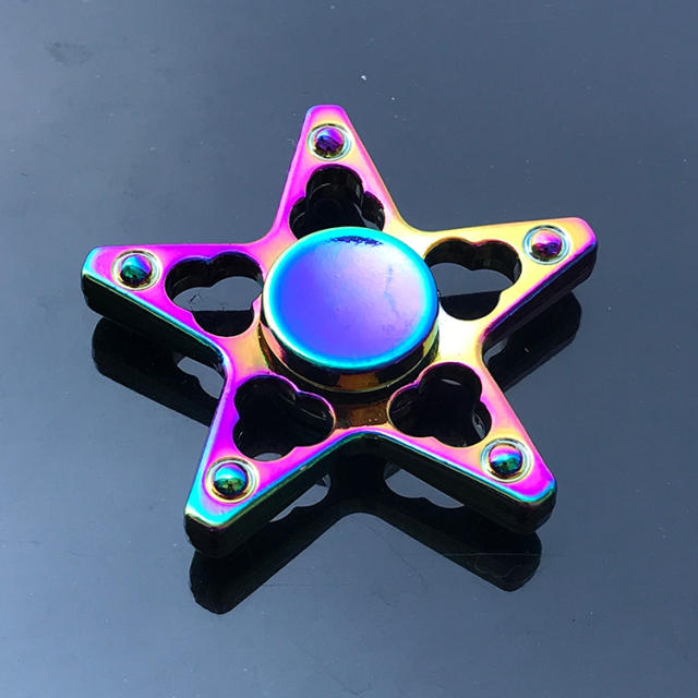 Finger Spinner Toy Relieves Stress