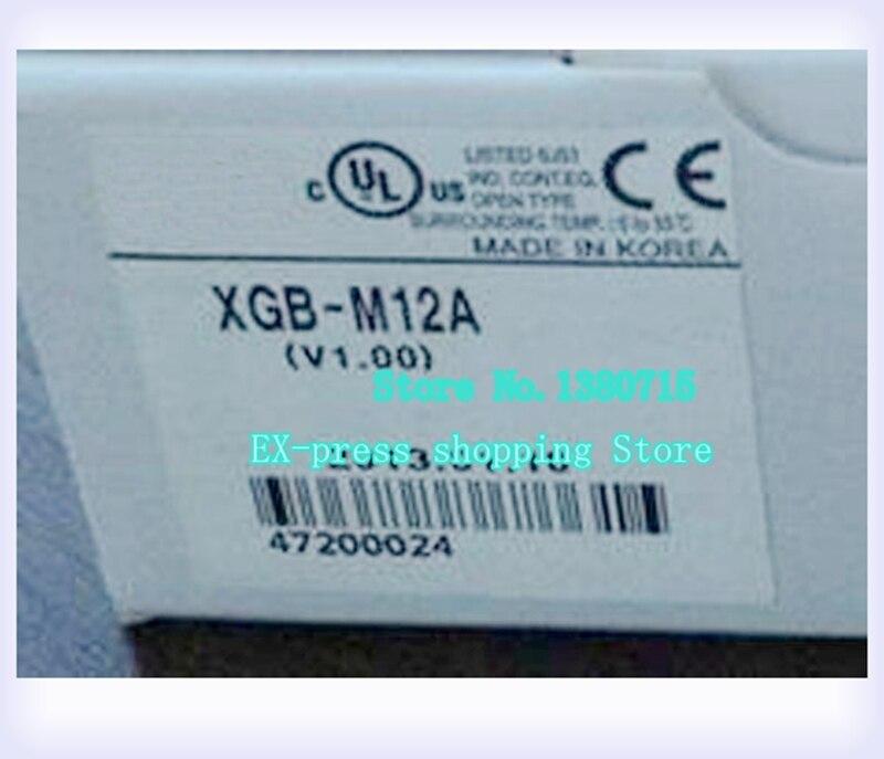 XGB-M12A moyenne grande PLC 28ns étape 12 rainure plaque de base principale