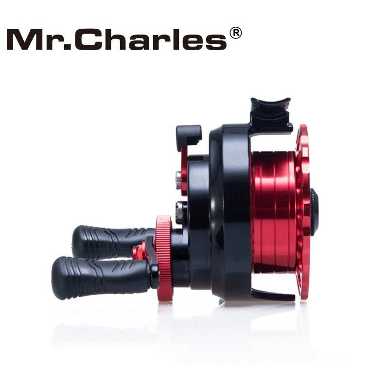 Mr.Charles Novi NND-LS65 Omjer prijenosa 3.6: 1 Aluminijski prednji - Ribarstvo - Foto 5