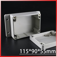 115 90 55mm Waterproof Plastic Enclosure IP66 ABS Plastic Electronic Switch Box