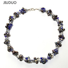 femmes multicouches colliers JIUDUO