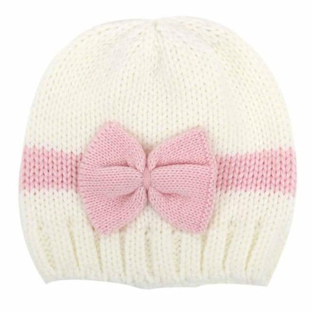 handmade baby hats Newborn Baby Girl Boy Infant Toddler Knitting Wool Crochet  Hat Soft Hat Cap newborn photography props 1b1422e1d5f
