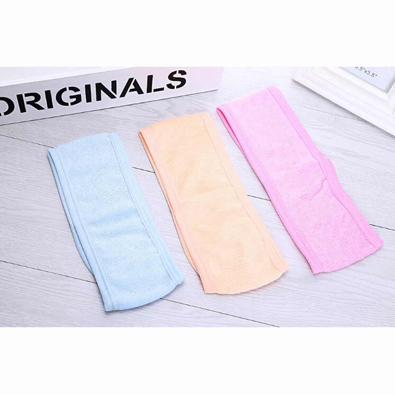 5Pcs Eyelashes Extension Head Scarf Headband Hood Headband Pad Lash Stand Holder Tool Graft Eyelashes