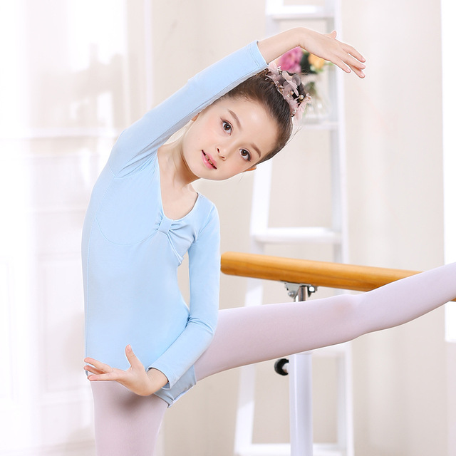 7c0d47a20946 Ballet Dress Girls Gymnastics Leotard For Dance Children Ballet ...