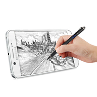 Active Pen Stylus Capacitive Touch Screen For Samsung Galaxy Note8 5 4 Note 3 7 8 9 Edge II Note5 N9500 Pro 10 Mobile phone Case