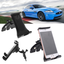 Universal Adjustable Car CD Slot Mobile Mount Holder Stand For Phone Tablet PC