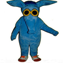 Long Nose Aardvark with Attitude Aardvark Anteaters Mascot Costume Fancy Dress Cartoon Character Mascotte Mascota Suit SW1167(China)