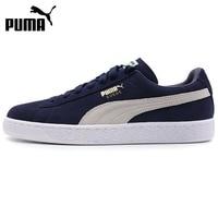 Original New Arrival 2018 PUMA Suede Classic Unisex Skateboarding Shoes Sneakers