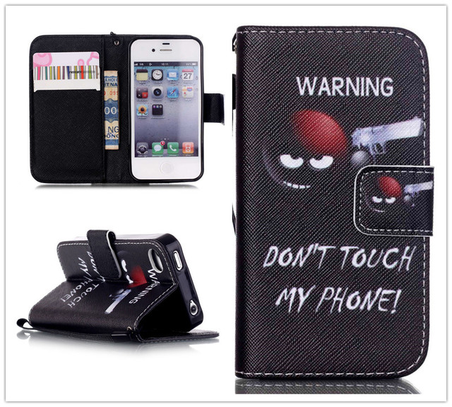 Case For Apple iphone 5 5s SE 4 4s 6 6s 4.7 inch Bags