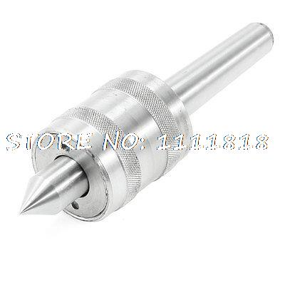 Carbide Tipped MT2 Morse Taper Ball Bearing Live Lathes CenterCarbide Tipped MT2 Morse Taper Ball Bearing Live Lathes Center