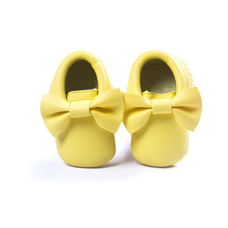 PU leather Prewalkers Boots Handmade Soft Bottom Fashion Tassels Baby Moccasin Newborn Babies Shoes 18-colors 2018