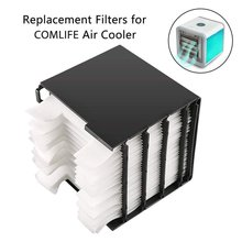 Practical Design Air Personal Space Cooler Replacement Filter for Arctic USB Air Cooler Filter Easy To Intall