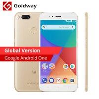 Global Version Xiaomi Mi A1 MiA1 4GB RAM 64GB ROM Mobile Phone Snapdragon 625 Octa Core