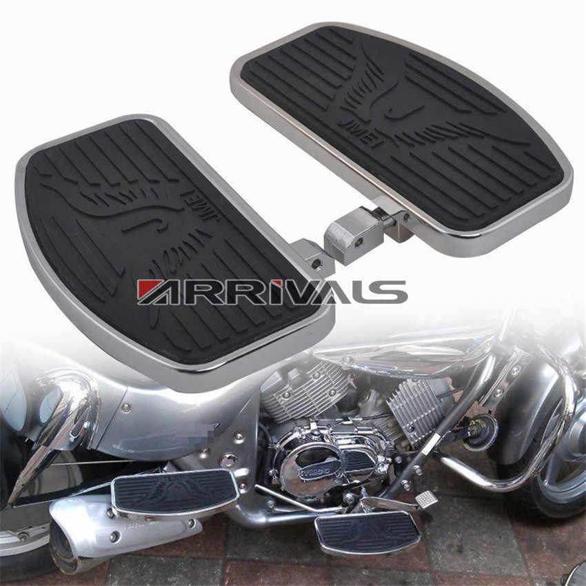 New Rider Floorboards Foot Pegs For Kawasaki Vulcan 400 800 900 VN400 VN800 VN900