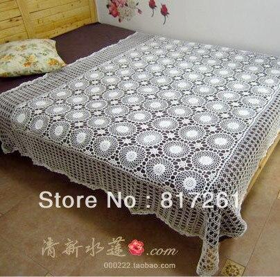 Livraison gratuite coton crochet dentelle drap artisanat