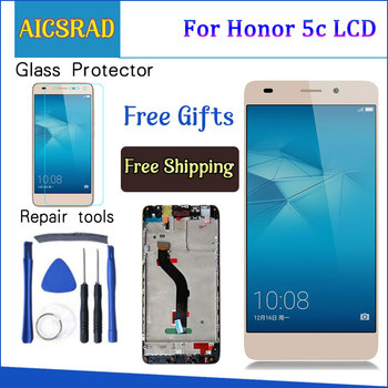 AICSRAD For Huawei Honor 5c NEM-TL00H NEM-UL10 NEM-L22 NMO-L23 NEM-L51 LCD Display + Touch Screen Digitizer assembly