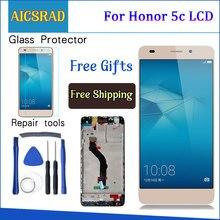 AICSRAD dla Huawei Honor 5c NEM TL00H NEM UL10 NEM L22 NMO L23 NEM L51 wyświetlacz LCD + montaż digitizera ekranu dotykowego