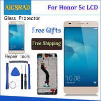 AICSRAD para Huawei Honor 5c NEM-TL00H NEM-UL10 NEM-L22 NMO-L23 NEM-L51 pantalla LCD + MONTAJE DE digitalizador con pantalla táctil