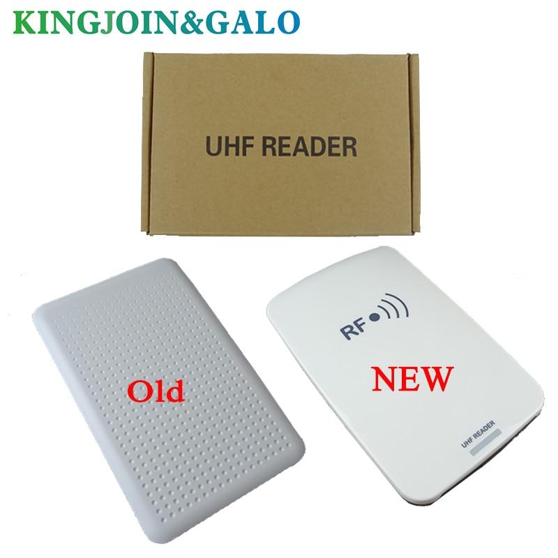 Auteur d'étiquette de carte USB RFID UHF pour l'enregistrement et la programmation des étiquettes de carte UHF