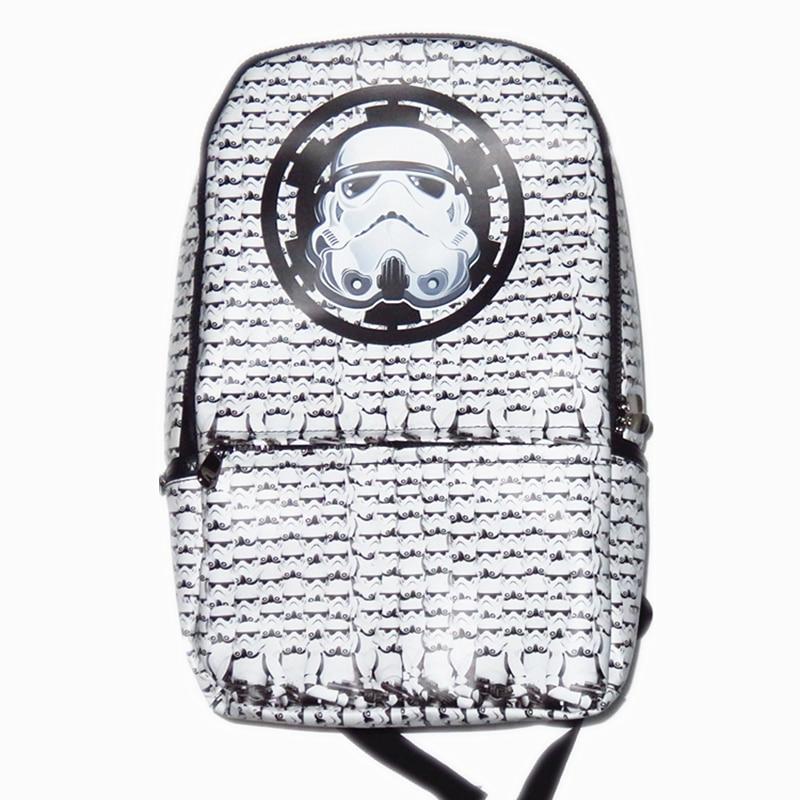 2018 New Star Wars Cartoon hátizsák iskolai táskák - Hátizsákok