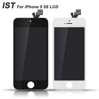 IST 100 AAA Original LCD Screen For IPhone 5 5S 5C Replacement Display Touch Digitizer Screen