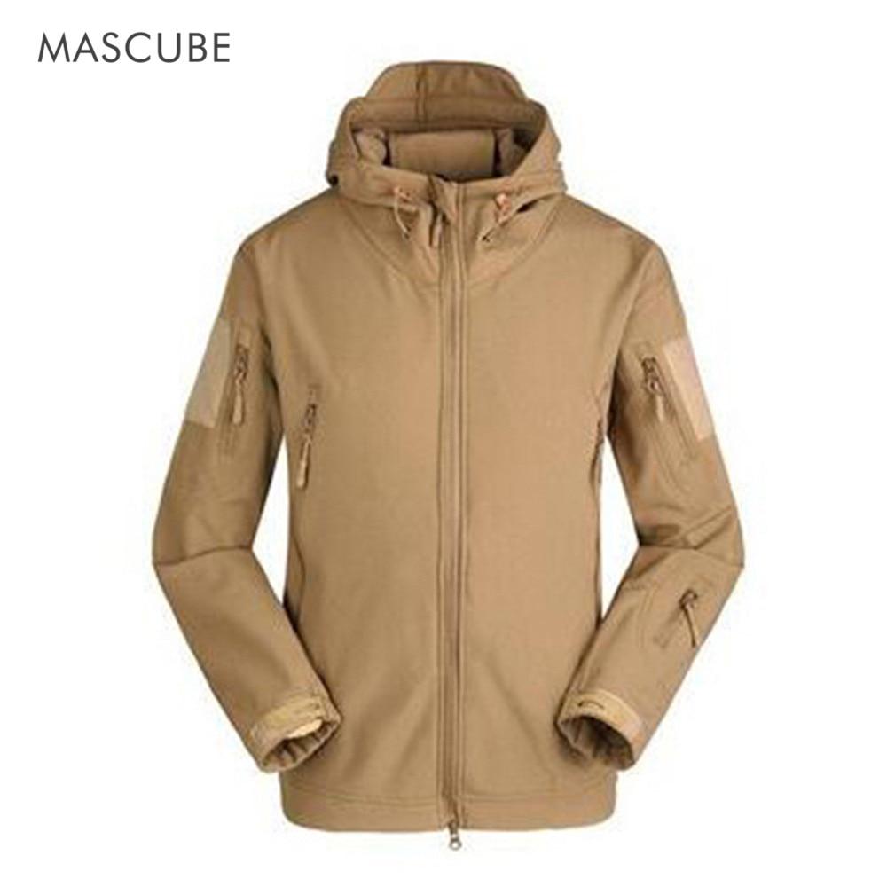 MASCUBE Venkovní vojenské horolezectví Dolní kabát Teplé - Sportovní oblečení a doplňky