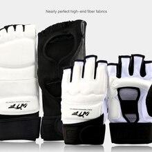 Полный набор для занятий тхэквондо, перчатки для ног, защита для лодыжки, поддержка ушу, защита для боевых искусств, борьба с боксом, защита для рук