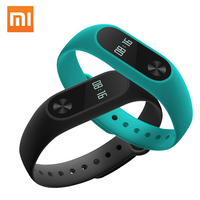 Original Xiaomi Band 2 Smart Wristband Xiaomi mi band 2 Bracelet OLED Touch Screen Heart Rate Fitness Tracker IP67 Bluetooth 4.0