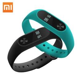 Original Xiaomi Band 2 Smart Wristband Xiaomi mi band 2 Bracelet OLED Touch Screen Heart Rate Fitness Tracker IP67 Bluetooth 4.0