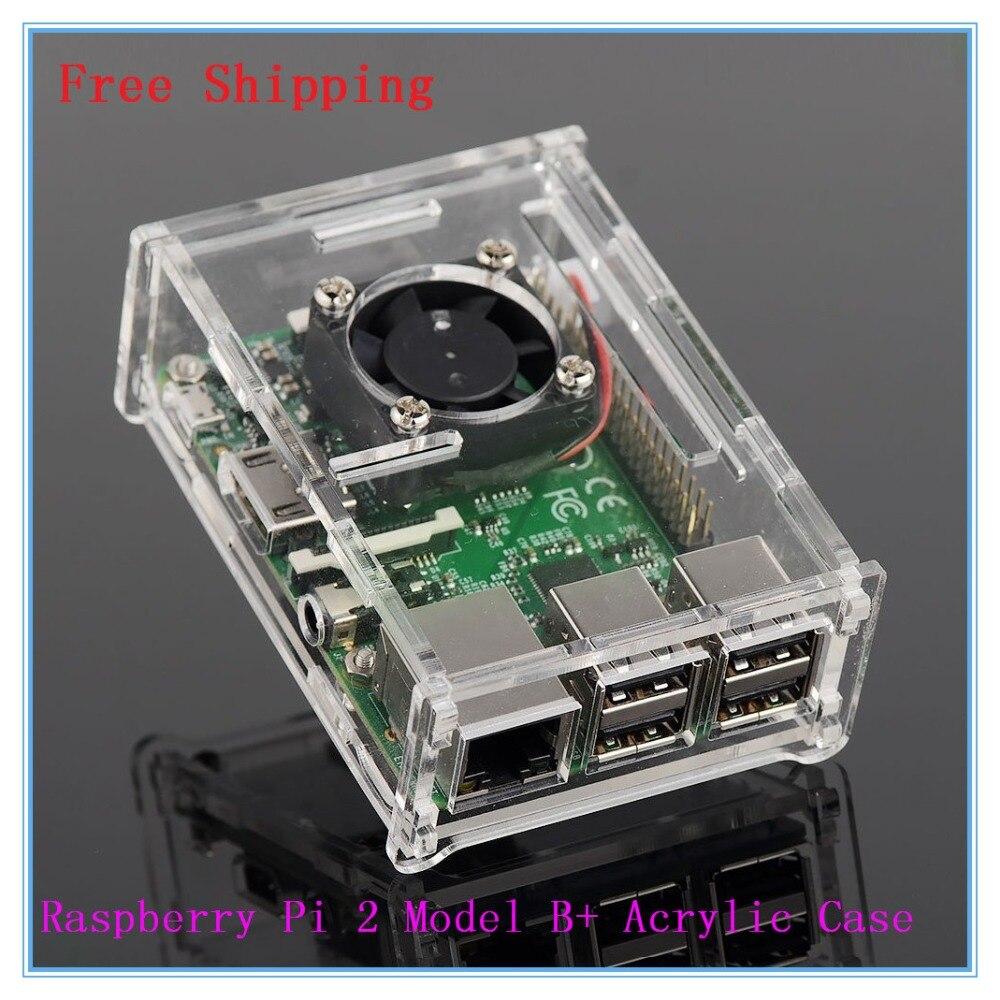 Hot  Raspberry Pi 3 Model B Official Case Enclosure Box Shell Cover