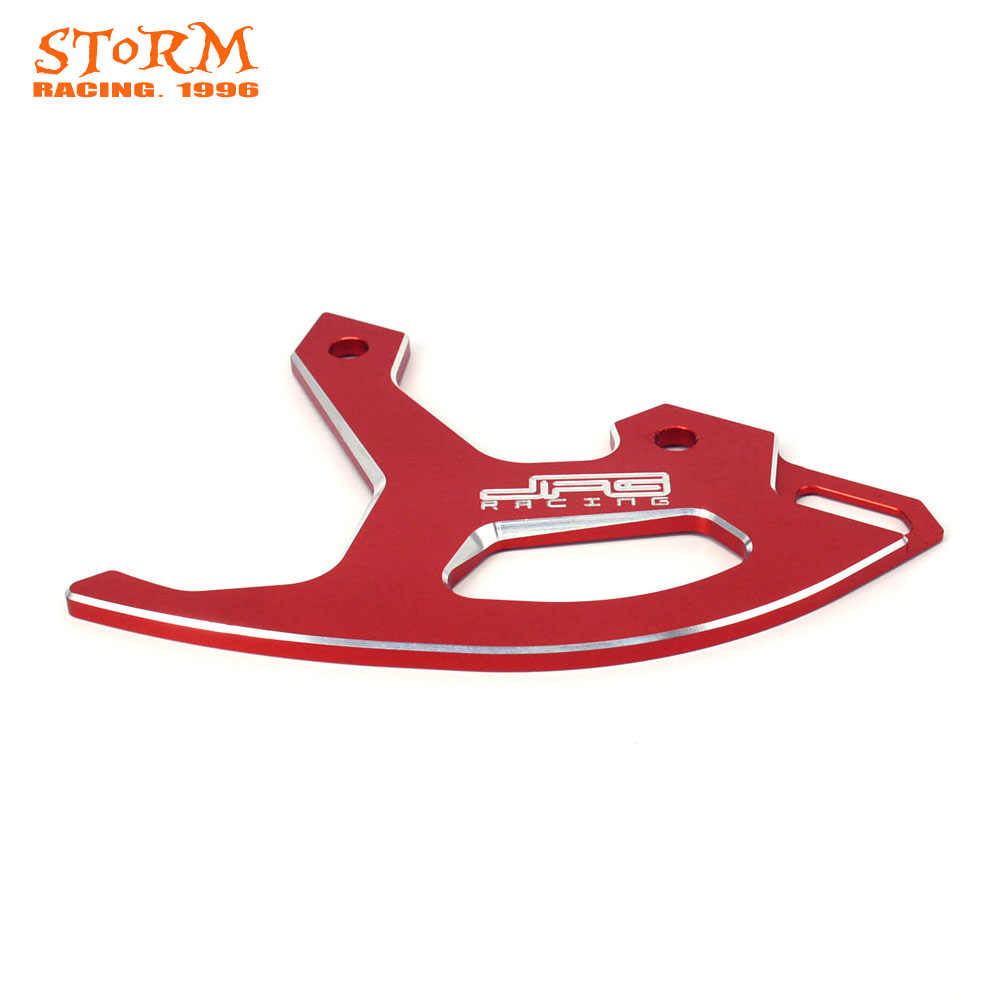 Rear Brake Disc Guard Protector Cover For HONDA CR125R CRF50R CRF250R CRF450R CRF450RX CRF250X CRF450X CRF 450R 250X