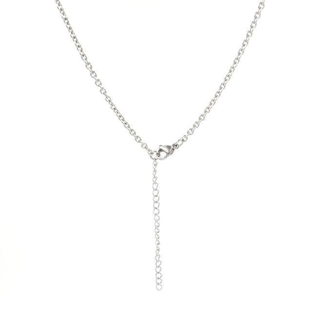 Купить весы русалочки подвеска из морской раковины ожерелье нержавеющей
