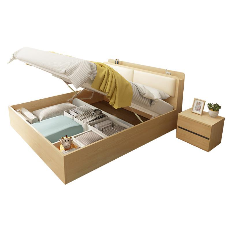 Maison Per La Casa Lit Enfant Matrimonio Modern Mobili Frame Kids Room De Dormitorio Cama Moderna bedroom Furniture Mueble Bed