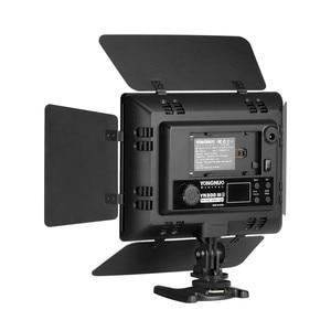 Image 2 - Yeni Yongnuo YN300 III YN 300 lIl 3200k 5500K CRI95 kamera fotoğraf LED Video ışığı AC güç ile adaptörü