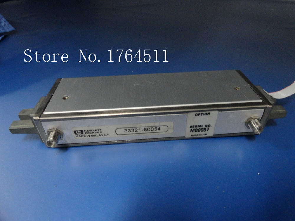 [BELLA] Original 33321-60054 DC-4GHZ Programmable Step Attenuator 70dB