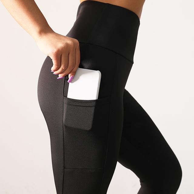 Leggings deportivos de cintura alta para mujeres
