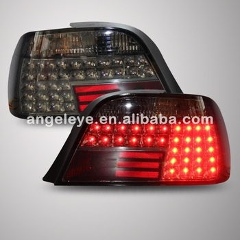 For BMW E38 LED Head Lamp 1995-2002 year Smoke Black Color SN