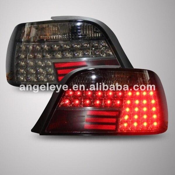 Pour BMW E38 LED Tête Lampe 1995-2002 année Fumée Noire Couleur SN