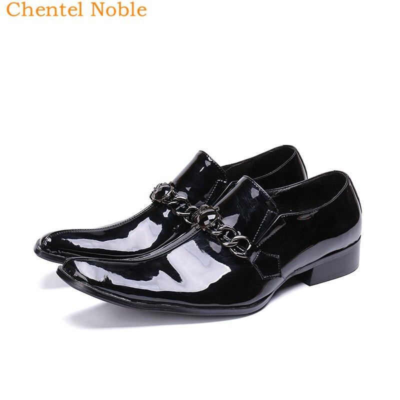 Picture En Conduite Noir Noble Chaussures Solide Appartements Chentel Hommes Zapatos Hombre Marque Cuir Respirant As De Occasionnels Luxe yvb7Yfg6