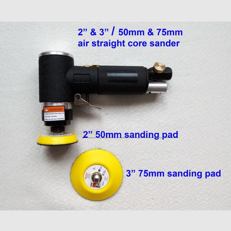 Pneumatyczne podkładki szlifierskie 2-calowe 3-calowe podkładki - Elektronarzędzia - Zdjęcie 3
