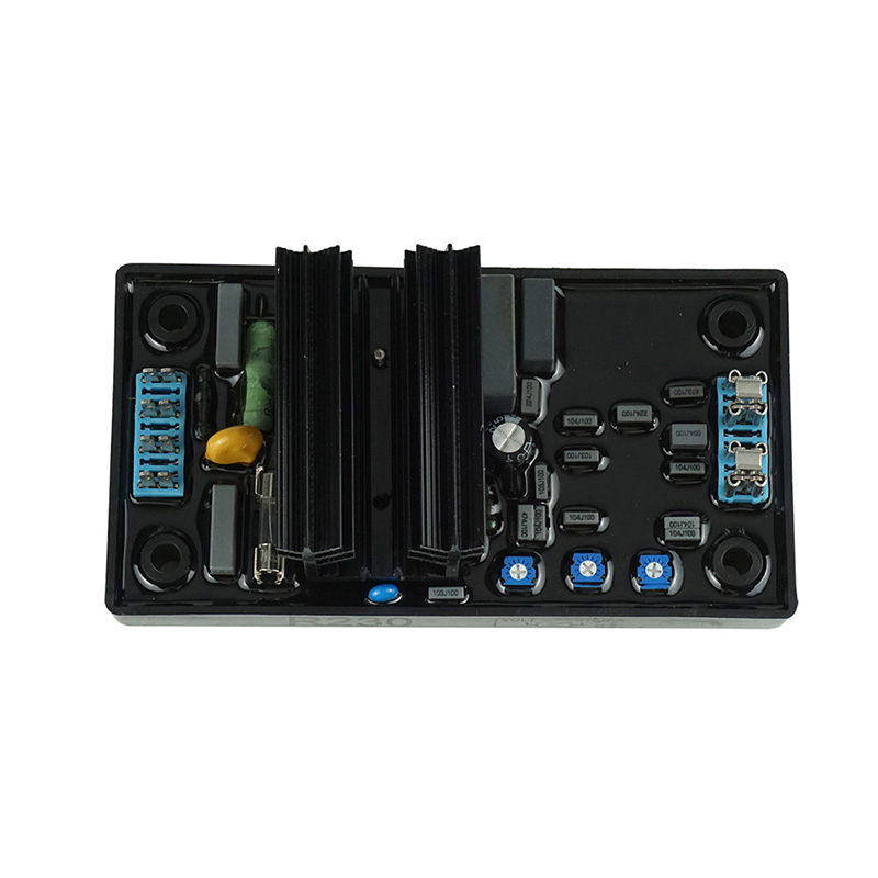 1pc Brushless Generator Voltage Controller Automatic Voltage Regulator for Diesels Generator CLH@81pc Brushless Generator Voltage Controller Automatic Voltage Regulator for Diesels Generator CLH@8